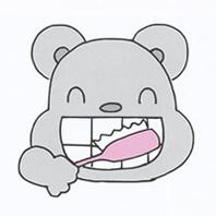 歯みがき時の歯みがき剤としての使い方